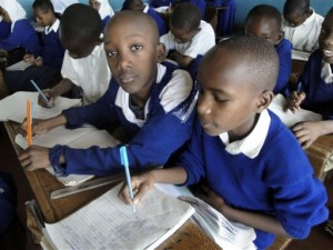 UN Millennium Goals Hungry To Learn